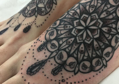 patterns-feet
