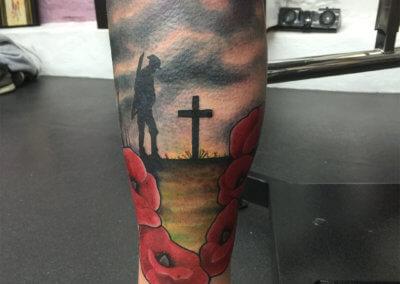 poppies-leg