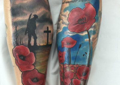 poppies-bothlegs