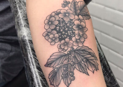 Flowers-Berries-tattoo